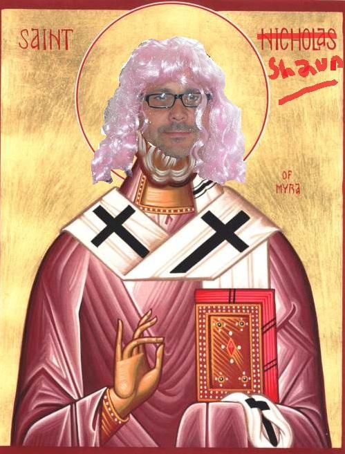 Saint Shaun