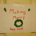 Making Merry
